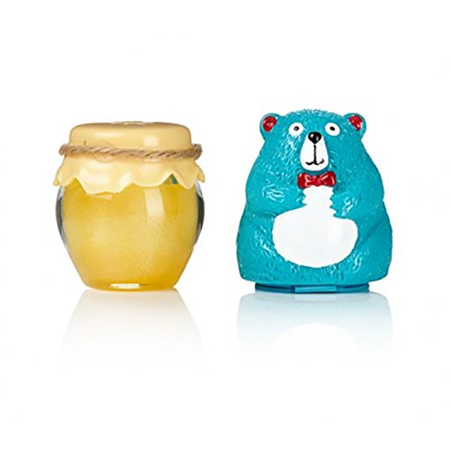 Woodland Bear and Honey Pot Lip Balm