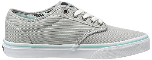 Vans Atwood Low - Stivaletti da donna Blu (Stripes - Blue Graphite/Blue Tint)
