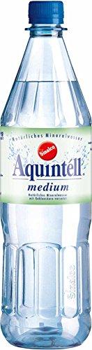 Sinalco Mineralwasser  Aquintéll Medium im Test