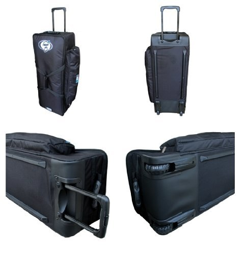 Protection Racket 5028W-01 Rolling Hardware Bag -