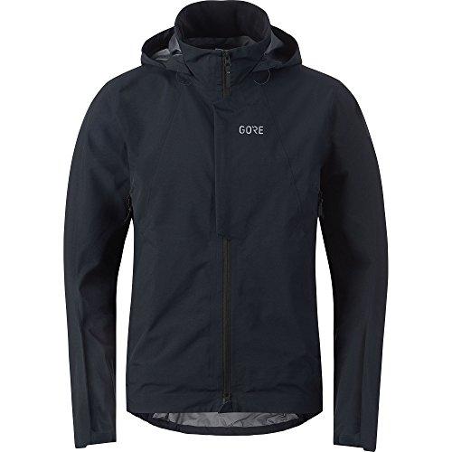 Gore Wear Herren C7 Tex Pro Kapuzenjacke, Black, XL
