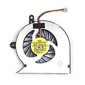 Toshiba Satellite L830–13m Compatible pour ordinateur portable ventilateur