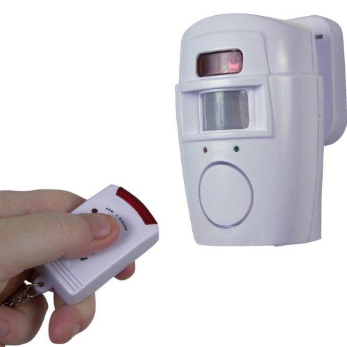 US PATROL jb55322in 1Motion Alarm/Chime (Alarm-chime)
