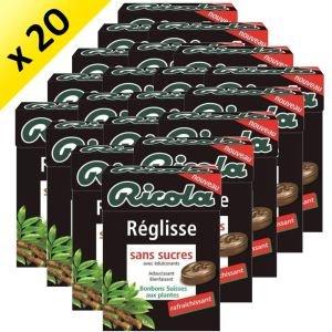 ricola-ricola-sans-sucre-reglisse-50g-x20
