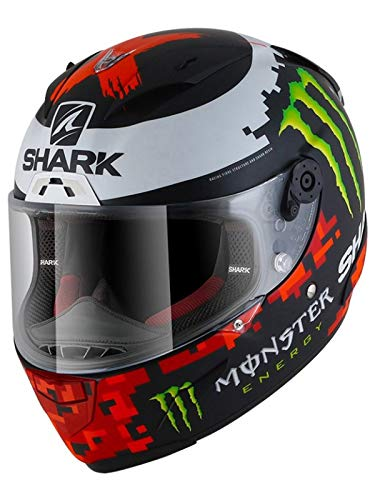 Shark Casco integral RACE-R PRO Replica Lorenzo Monster KRG talla M