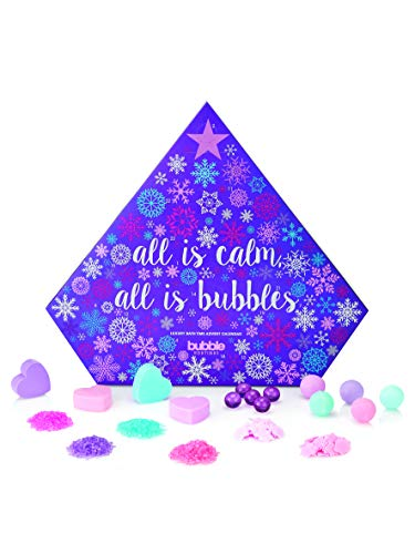Bubble Boutique Luxe Heure Du Bain Calendrier de L'Avent Noël