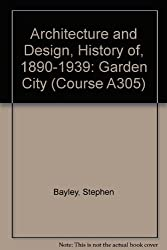 Architecture and Design, History of, 1890-1939