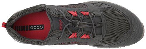 Ecco Terracruise Ii, Zapatos De Escalada De Baja Escalada Para Hombres Gray (dark Shadow)