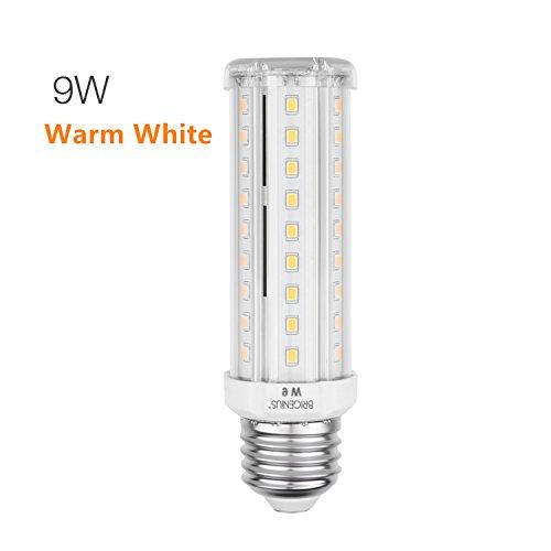 LED E27 Leuchtmittel Glühbirne Glühlampe 230V Warmweiß 800lm 3000k Lampe Leuchte
