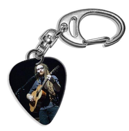 newton-faulkner-kp-live-performance-guitar-pick-keyring