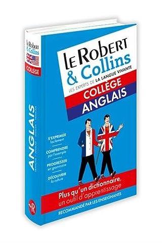 Le Robert & Collins: College dictionnaire français-anglais