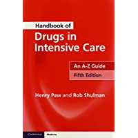 Handbook of Drugs in Intensive Care: An