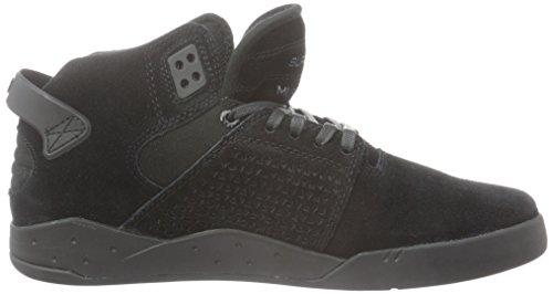Supra Skytop Iii, Baskets Basses Homme Noir - Schwarz (BLACK - BLACK 001)