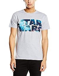 Plastic Head Star Wars Space Logo, T-Shirt Homme
