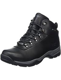 Hi-Tec Eurotrek Iii Waterproof, Zapatos De High Rise Senderismo Hombre