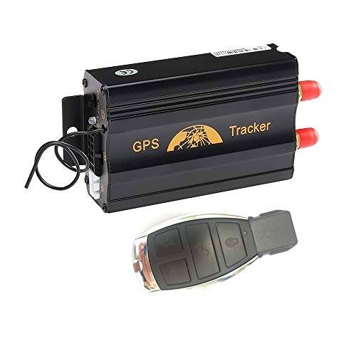 MUXAN GPS Tracker gsm GPRS GPS localizador satelital antirrobo monitorización posicionamiento Alarma...