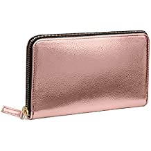 DailyObjects Zip Wallet for Women, Size- 7Inch*1Inch*4Inch, Made of PU, Color- Multicolor