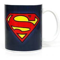 Taza Superman Logo Cerámica