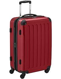 Hauptstadtkoffer Alex equipaje maleta trolley cáscara dura TSA brillante