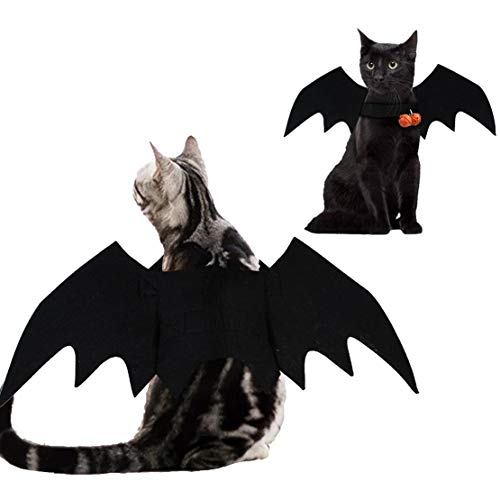 Kostüm Stadt Halloween - mama stadt Halloween Haustier Fledermaus Kostüm Hund Katze Vampir Flügel Kostüm Cosplay Kostüm Outfit Fledermaus Flügel Katzen Hunde