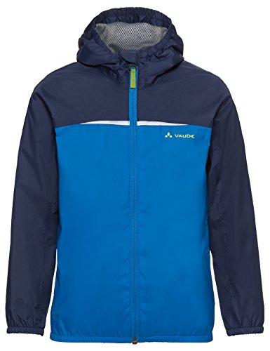 VAUDE Kinder Turaco Jacket Jacke, blau (radiate blue), 134/140