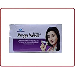Original MANKIND Preganews Advanced Pregnancy Test Strip Kit Device @ fair online shopping...