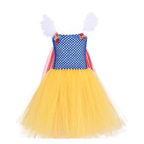 ZONA Elegent Kleine Prinzessin Dance Kostüm Kleider