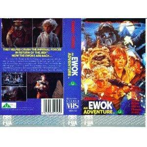 Caravan of Courage-Ewok Ad. [VHS]
