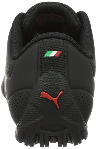 Puma SF Drift Cat 5 Ultra, Sneakers Basses Mixte Adulte Noir (Puma Black-rosso Corsa-puma Black 02)