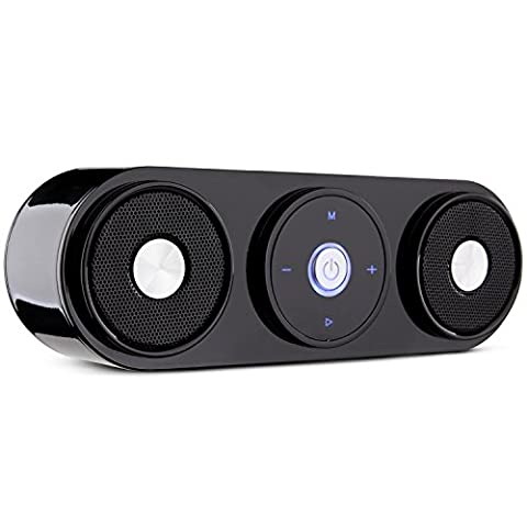Bluetooth Speakers, ZENBRE Z3 10W Portable Wireless Speakers with 20h