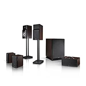 teufel theater 200 mk2 cinema 5 1 heimkino lautsprecher. Black Bedroom Furniture Sets. Home Design Ideas
