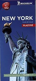 Plan New York Plastifié Michelin de Collectif Michelin