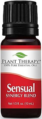 Sensual Synergy Aphrodisiac Essential Oil Blend 10 ml 100% Pure,