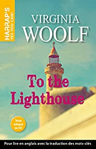To the lighthouse par Virginia Woolf
