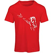 N4121F Camiseta mujer I love MJ, Fruit of the loom