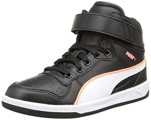 Puma Liza Mid, Sneakers Hautes Fille