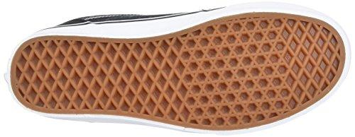 Vans MN Chapman Stripe, Sneakers Basses Homme Noir (S17 Textile)