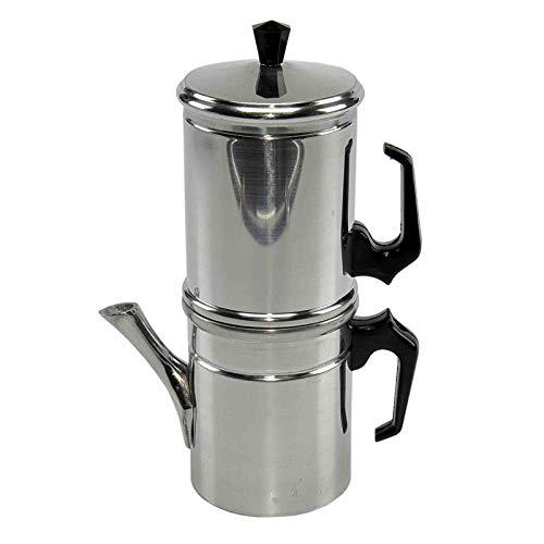 CAFFETTIERA NAPOLETANA ALLUMINIO TZ 6 ILSA