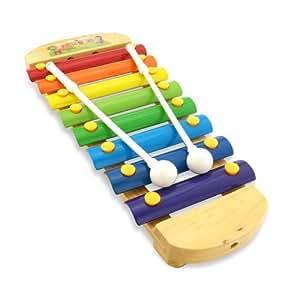 Instrument de musique en bois pour enfants xylophone for Construction xylophone bois