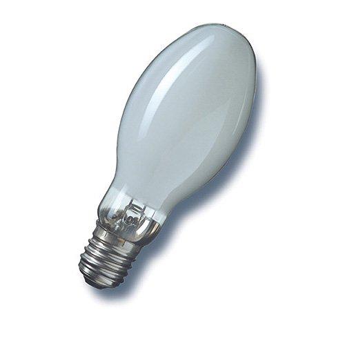 RADIUM HRI-E Halogen-Metalldampflampe Ellipsoidform, beschichtet, protected, Sockel E27 100W / WDL EEK: A -