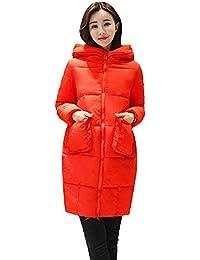 Amazon.it  Oudan - Cappotti   Giacche e cappotti  Abbigliamento 1b33bbbc1bbd
