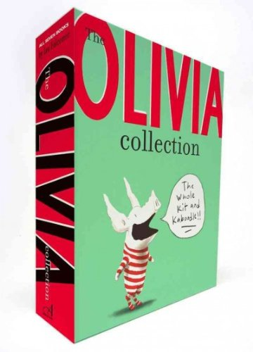 [(The Olivia Collection : Olivia/Olivia Saves the Circus/Olivia... and the Missing Toy/Olivia Forms a Band/Olivia Helps with Christmas/Olivia Goes to Venice/Olivia and the Fairy Princesses)] [By (author) Ian Falconer ] published on (November, 2012)