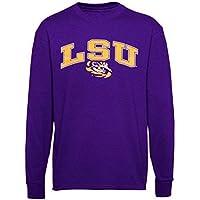 Lsu Tigers camicia t-shirt cappello bandiera Decal Football University Merchandise Apparel, Purple, XXL