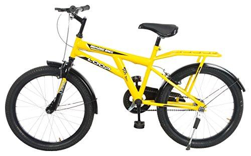 25 Off On Loop Bikes 20t Single Speed Kids Cycle Yellow On Amazon