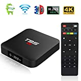 Android 7.1 TV Box, Android Box T95 S1 Smart TV Box with 1GB