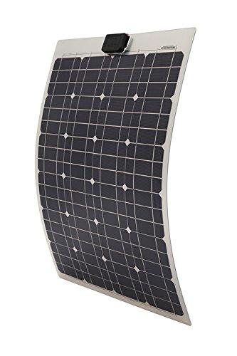 Especificaciones: Potencia: 50 W. Corriente máxima (imp): 2,77 A. Corriente de cortocircuito (Isc): 3.05A. Tensión máxima (vmp): 18 V. Tensión de circuito abierto (voc): 21,6 V. Eficiencia de las células solares: ≥ 16,8 %. Tensión máxima del sistema:...