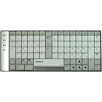 Clavier Ergonomique TypeMatrix 2030 Bépo
