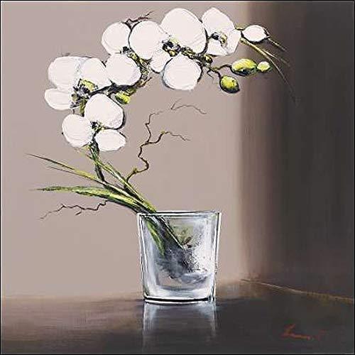 Leinwandbild Orchidee Blumen