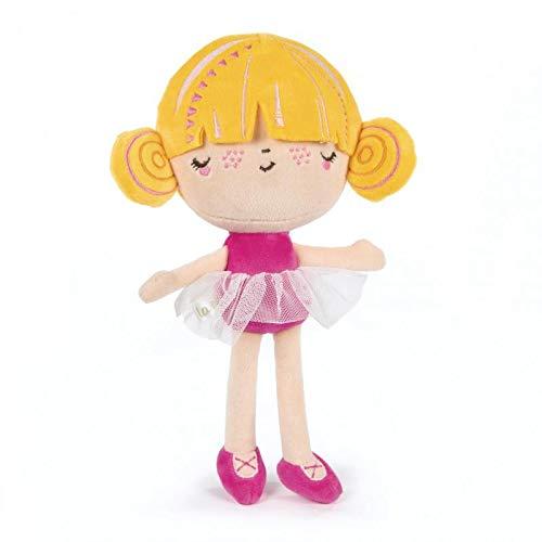La Nina Muñeca de Trapo con Pelo Marieta Color Rubio 28 cm 60384
