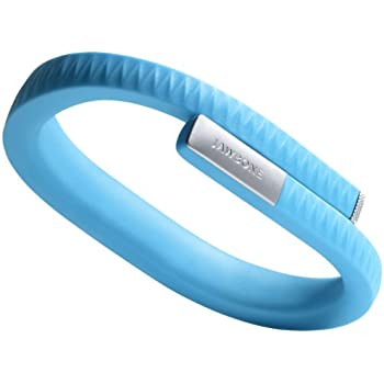 Jawbone UP - activity trackers (Lithium Polymer (LiPo), Blue, USB)